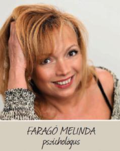 Faragó Melinda, pszichológus