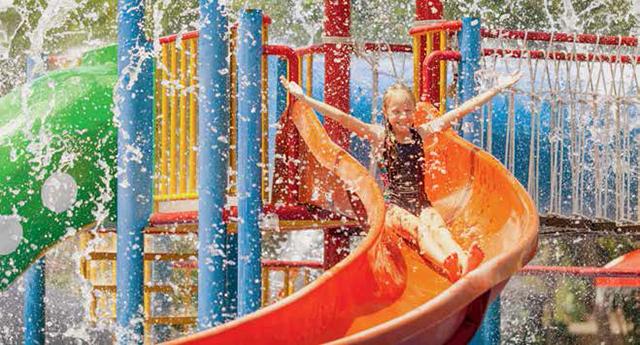 Aquaworld Spray Park